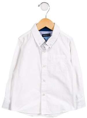 Andy & Evan Boys' Button-Up Shirt