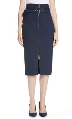 Ted Baker Kaara Belted Pencil Skirt