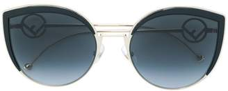 Cat Eye Fendi Eyewear sunglasses