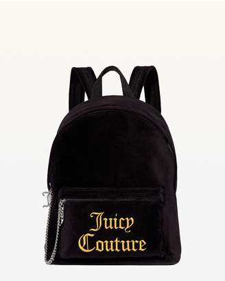 Juicy Couture Embroidered Delta Backpack