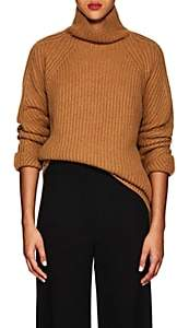 Barneys New York Women's Cashmere Oversized Sweater-Camel