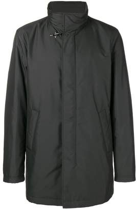 Fay padded longsleeved jacket