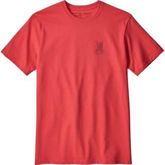 Patagonia Shaka Wave Responsibili-T-Shirt - Men's