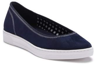Anne Klein Over-the-Top Slip-On Flat