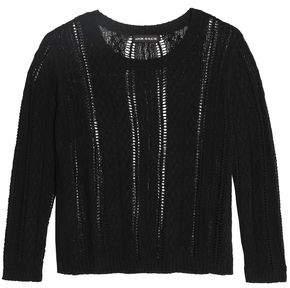 Antik Batik Pointelle-Knit Sweater