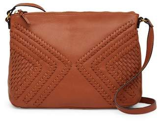 The Sak Moonrise Medium Leather Crossbody Bag