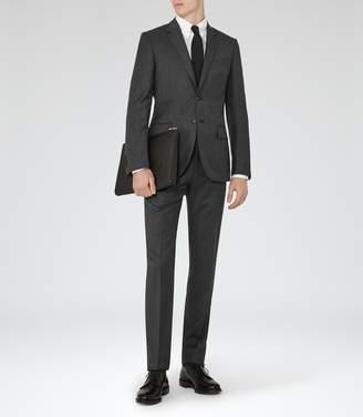 Reiss Henry Wool Notch Lapel Suit