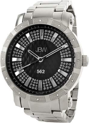 JBW Men's Men's 562 Round Quartz Watch