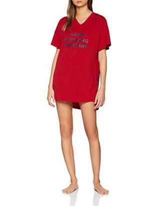 Tommy Hilfiger Women s Dress Ss Slogan Nightie 2b0266a506e