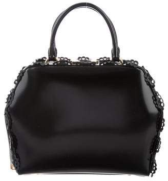 Simone Rocha Smooth Leather Satchel