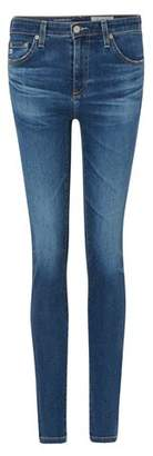 AG Jeans Legging Ankle Jean in 8 Years Blue Portrait