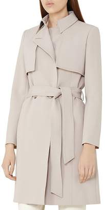 REISS Somerset Trench Coat $540 thestylecure.com