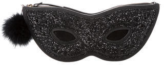 Kate Spade Kate Spade New York Dress The Part Mask Clutch