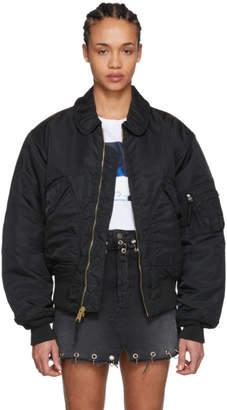 Alpha Industries 1017 Alyx 9SM Black Edition Pilot Jacket