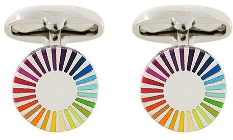 Paul Smith Paul Smith circle cufflinks