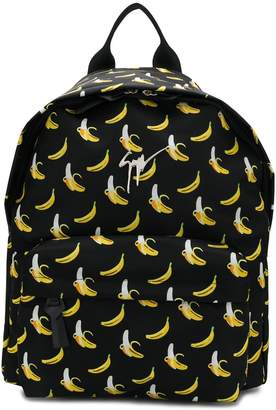 Giuseppe Zanotti Tropical Jammy backpack