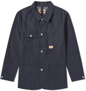 Nigel Cabourn x Lybro Work Jacket