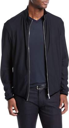 Giorgio Armani Men's Honeycomb Blouson Jacket