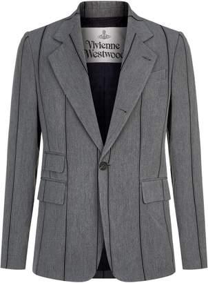 Vivienne Westwood Pinstripe Classic Jacket