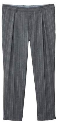 Mango Man MANGO MAN Chalk-stripe pants