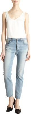 The Row Ashland Cropped Jean