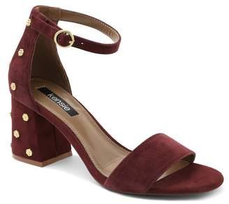 Kensie Edee Block Heel Sandal