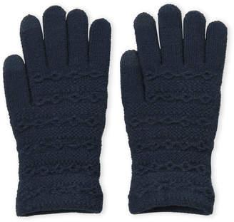 Steve Madden Knit Touch Screen Gloves