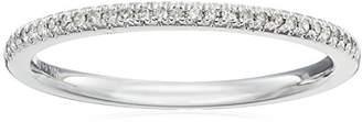 10k Gold Diamond Band Ring (1/10cttw