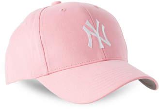 '47 Girls 4-6x) Adjustable Yankees Cap