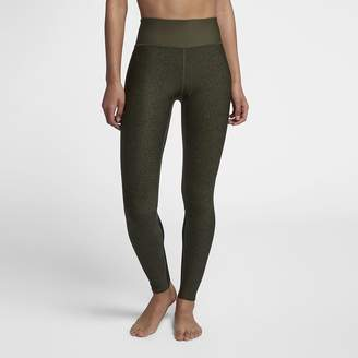 Hurley Surf Cheetah Mesh Women's Leggings