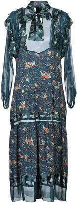 Anna Sui 3/4 length dresses - Item 34922907KE