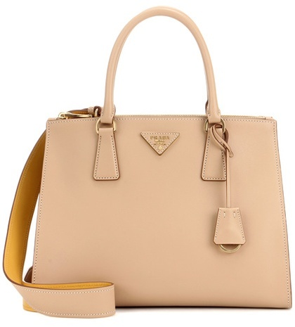 prada Prada Leather Handbag