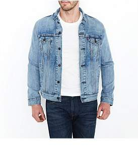 Levi's Lined Trucker Jacket