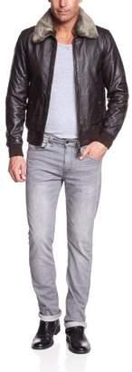 Schott NYC Men's Lc930D Pilot Leather Jacket