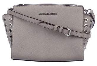 MICHAEL Michael Kors Grommet-Embellished Selma Bag