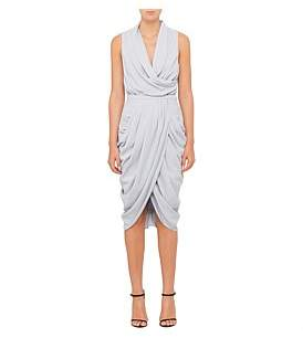 Camilla And Marc Bridal Draped Dress