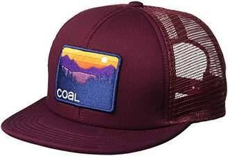 Coal Men's The Hauler Mesh Back Trucker Hat Adjustable Snapback Cap