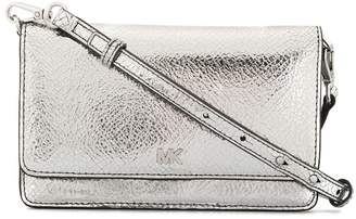 MICHAEL Michael Kors metallic purse
