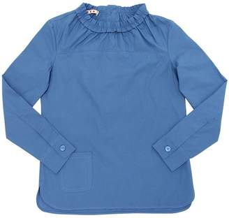 Marni Junior Cotton Chambray Shirt