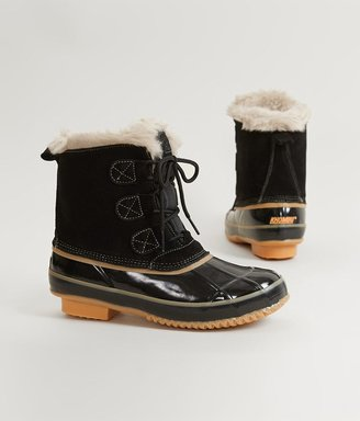 Khombu Blair Duck Boot $79 thestylecure.com