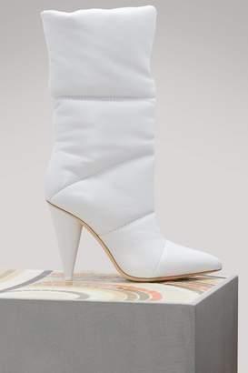 Off-White Off White x Sara 100 boots