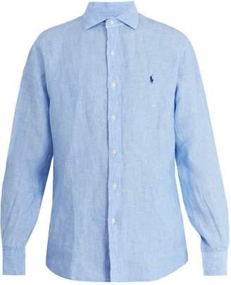 Polo Ralph Lauren Long-sleeve linen shirt