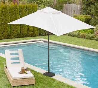 Pottery Barn Premium Sunbrella®; Rectangular Umbrella - Solid