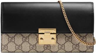 Padlock continental wallet $980 thestylecure.com