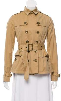 Burberry Lightweight Trench Jacket