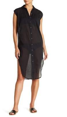Billabong Oh Boy Cap Sleeve Dress