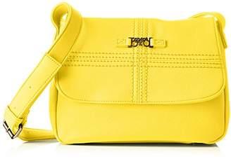 Le Temps Des Cerises Women Loopita Cross-Body Bag Yellow