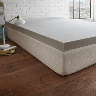 PURASLEEP PuraSleep 4 Carbon Tech Gel Cooled Memory Foam Mattress Topper