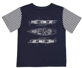 Andy & Evan Blueprint T-Shirt