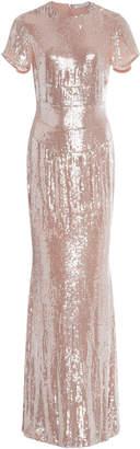 Rachel Gilbert Orla Sequin Gown